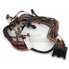 stuart connections inc dell alienware aurora alx 56 pin psu power supply wiring harness assembly nrhj9