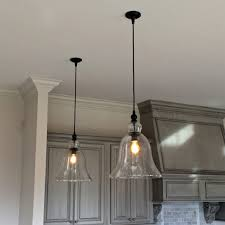 top 35 supreme clear seeded glass pendant light kichler barrington in anvil iron and driftwood rustic mini cylinder replacement shades shade lights ball