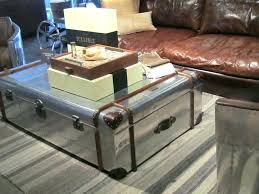 suitcase coffee table cfee luggage style coffee table . suitcase coffee  table ...
