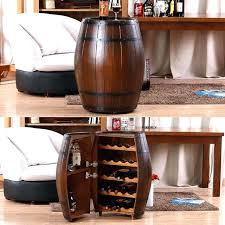 oak barrel wine racks wooden kegs decorative beer bar photography props barrels hostels decoration rice keg
