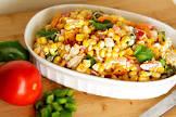 bacon ranch corn salad