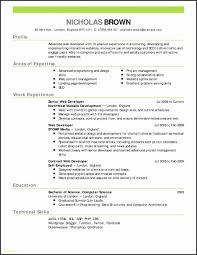 Pletely Free Resume Builder New Job Resume Templates Download Free