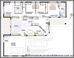 House Plans Bedroom   VAlineAffordable Bedroom House Plans