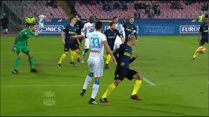 Napoli-Inter 3-0 15a Giornata Serie A TIM 16/17 - HighLights