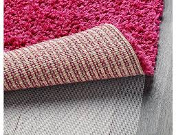 image of ikea hampen rug pink