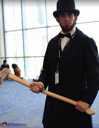 abraham lincoln vampire hunter costume