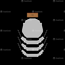 Morsani Seating Chart Carol Morsani Hall Seating Chart Seatgeek With Regard To