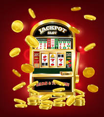 Free Vector   Slot machine poster