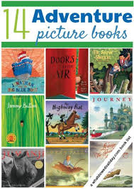 adventure picture books for kids take an armchair journey