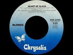 Pop Charts 1979 Blondie Heart Of Glass 1979 Disco Purrfection Version Not