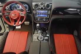 2018 bentley bentayga interior. unique bentley new 2018 bentley bentayga black edition  greenwich ct with bentley bentayga interior