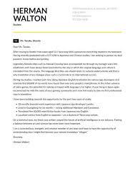 student cover letter exles expert
