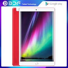 2020 BDF Android 7.0 Máy Tính Bảng 10 Inch 32GB Rom Bluetooth Wifi Quad  Core 3G Dual Sim Điện Thoại gọi Máy Tính Bảng 10.1 Inch GPS Tablets