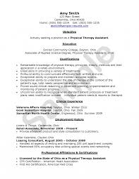 Occupational Therapy Invoice Template Physiotherapy Physical Resume