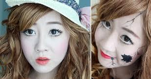 porcelain broken doll transformation