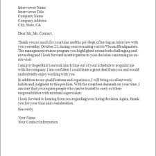 Amazing Follow Up Letter After Job Interview Letter Format Writing