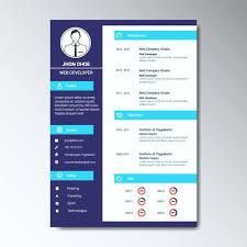 Web Designer Resume Web Designer Web Designer Cv Template