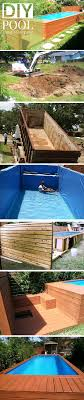 Best 25+ Dumpster pool ideas on Pinterest | Container pool, Diy pool and Diy  swimming pool