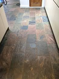 Slate Flooring Kitchen Slate Kitchen Floor Matakichicom Best Home Design Gallery