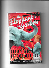 an elephant in the garden morpurgo michael