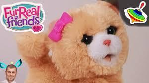 Озорные зверята <b>котенок</b>  <b>my</b> bouncing kitty Furreal <b>Friends</b> ...