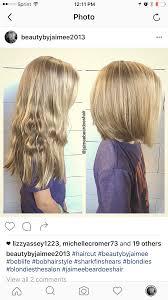 Little Girls Haircut From Long Locks To Shoulder Length Bob Hair