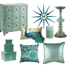 Interior, Beautiful Turquoise Home Decor With Pillows And Box: Amazing  Turquoise Home Decor