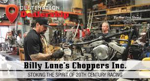 billy lane s choppers inc