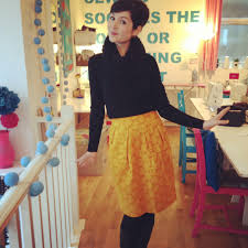 Sew Over It Patterns New Sew Over It Yellow Tulip Skirt Sew Over It