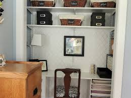 home office in a closet. full size of office30 small home office closet design ideas as space in a