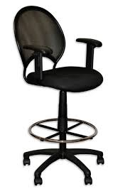 cool tall desk chairs with tall office chair casters