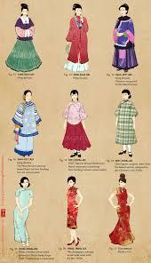 Ancient Chinese Clothing Designs Madame De Pompadour Timeline Of Chinese Clothing From Qin