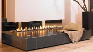 beautiful two sided fireplace indoor outdoor photos interior patio