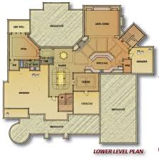 floor plan 2 story dream house floor plans interior design house plan chp46835 at pleasing dream