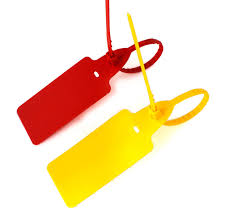 UniFlag Big Tag Security Seals. Universeal (UK) Ltd Security Seals