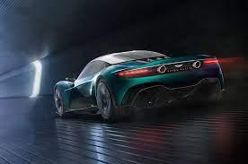 Aston Martin Vanquish Vision Concept Aston Martin Deutschland