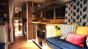 tiny house school bus. Tiny House School Bus O
