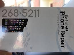 springfield iphone
