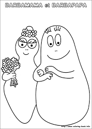 Barbapapa Coloring Pages Free Coloring Pages