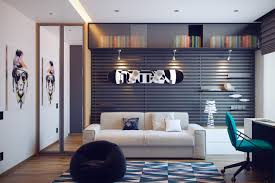 Awesome Teenage Guys Room Design 63 With Additional Interior Decor Design  with Teenage Guys Room Design