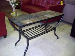 awesome in living room furniture slate top sofa table home design ideas
