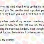 Letter To Your Girlfriend Love Letters For Him Romantic Letters For Men