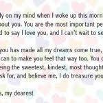 Short Love Letter Love Letters For Him Romantic Letters For Men