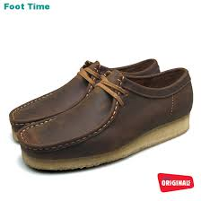 clarks wallaby low lo beeswax leather clarks wallabee beeswax leather 26103602 in the promise of