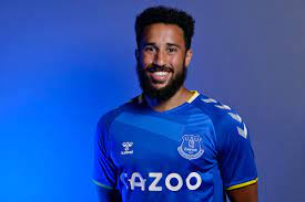 Townsend reveals motivation to join Everton in first interview - Royal Blue  Mersey
