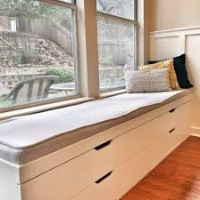 Window seat with storage Storage Poshhome Window Seat Storage Bench Indoor Fromy Love Design Window Seat Storage Bench Indoor Fromy Love Design Cozy And
