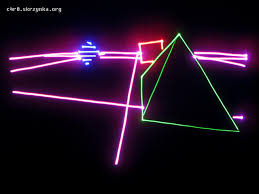 the theory behind the projector is simple to state and complex to implement using a series of the aforementioned dichroic filters controlled by drivers
