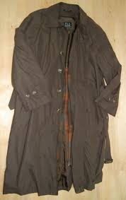 men s big and tall jos a bank removable lined trench coat brown 42l