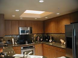recessed kitchen lighting effective lights for