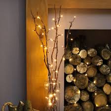 Festive Lights 5 X 87cm Decorative Twig With 50 Warm White LEDs By  (Brown): Amazon.co.uk: Kitchen \u0026 Home Amazon UK